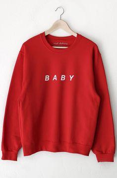 Baby Oversized Sweater