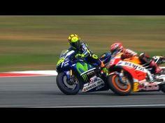 #SepangClash: Rossi and Marquez get physical! - YOU TUBE DI TUTTO DI PIU
