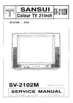 TV Service Repair Manuals - Schematics and Diagrams | Tv ...