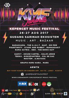 Kepencet Musik Festival 2017 Siap Bikin Seru di Akhir Agustus!