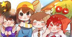 Animal Crossing, Chibi, Anime, Cartoon Movies, Anime Music, Animation, Anime Shows