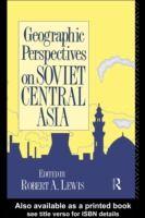 Prezzi e Sconti: #Geographic perspectives on soviet central  ad Euro 119.19 in #Libri #Libri