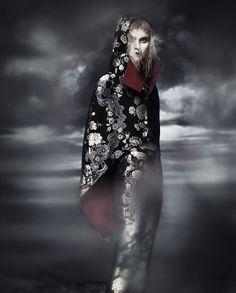 http://visualoptimism.blogspot.com/2012/11/haute-culture-kamila-filipcikova-by.html  #Damian foxe