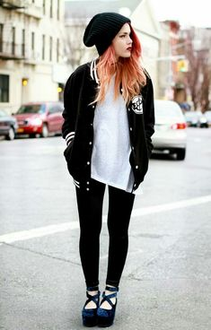 black beanie hat - white asos t-shirt - black soiree pants pants 210d5b6d8f43