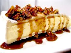 A Folly Cove Rum-inspired brie topped with maple syrup, pecans and brown sugar. A sweet, savory appetizer with a kick.