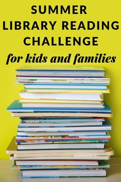 Try this fun library reading challenge to promote summer reading with families. Includes a free printable to track your discoveries!