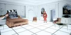 ah la madre!!! 2001- A Space Odyssey Keir Dullea from Stanley Kubrick's archives. 1968.