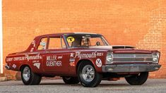 1965 Plymouth Belvedere Lightweight, 1967 Super Stock World Champion Plymouth Muscle Cars, 60s Muscle Cars, Plymouth Satellite, Plymouth Belvedere, Old Race Cars, Vintage Race Car, Drag Cars, Drag Racing, Mopar