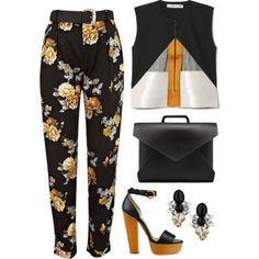 Concrete+Sunset+by+silhouetteoflight+on+Polyvore+featuring+Altewaisaome,+River+Island,+Topshop+and+STELLA+McCARTNEY
