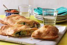 Chicken+and+Broccoli+Stromboli Photo+by:+Jonny+Valiant
