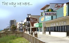 Old Boardwalk, Myrtle Beach SC - many times & lots & lots of great memories