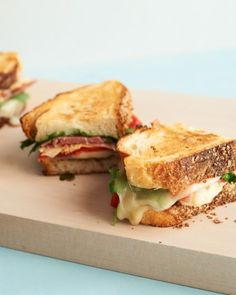 The ingredients for this panini are convenient -- they may even already be in your pantry -- and the technique is genius. Watch as Everyday Food host Sarah Carey teaches you how to make one of her favorite sandwiches. Get the Antipasti Panini Recipe