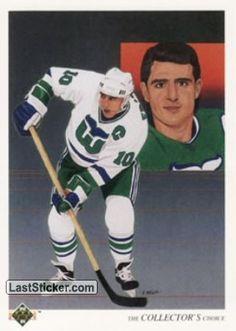 Hockey Cards, Baseball Cards, Ron Francis, Hartford Whalers, National Hockey League, Sports Teams, Hockey Players, Nhl, Ronald Mcdonald