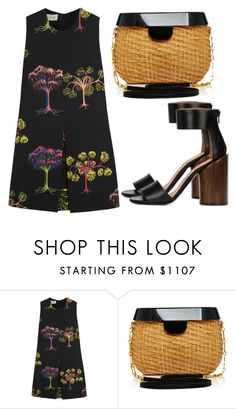 """""""Untitled #2954"""" by evalentina92 ❤ liked on Polyvore featuring STELLA McCARTNEY, Edie Parker, Givenchy, women's clothing, women, female, woman, misses and juniors"""