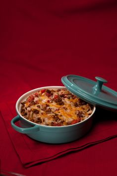 "Epicure's Fiesta Taco Dip - My niece loves this and calls it ""Auntie's Meat Dip"" it's much tastier than it sounds. Real Food Recipes, Great Recipes, Cooking Recipes, Favorite Recipes, Healthy Recipes, Dip Recipes, Food Tips, Epicure Recipes, Taco Dip"