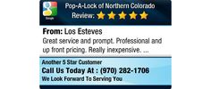Great service and prompt. Professional and up front pricing. Really inexpensive.