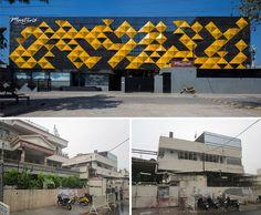 Martin's Building Facade by Studio Ardete
