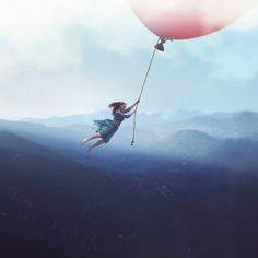 Conceptual Photo manipulations by Fiddle Oak