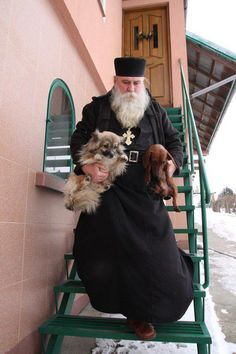 Love Orthodox Prayers, Orthodox Catholic, Orthodox Priest, Orthodox Christianity, Roman Catholic, The Holy Mountain, Dachshund Love, Believe In God, Orthodox Icons