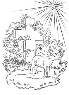 John The Baptist Coloring Pages Day 3  SonSpark Labs Crafts