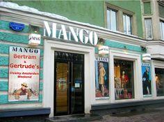 Spy man at Mango.  The new stylish Agent Bertram range of clothing.
