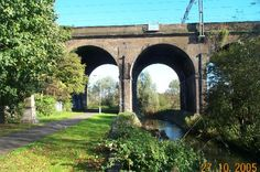 Picture of Watford: Five Arches railway viaduct in Watford, Herts submitted by local photographers. London Birmingham, Local Photographers, Over The River, Watford, Aeroplanes, Brooklyn Bridge, Arches, Daydream, West Coast