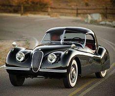 Jaguar – One Stop Classic Car News & Tips Vintage Sports Cars, British Sports Cars, Classic Sports Cars, Classic Cars, Jaguar Xk120, Aston Martin Lagonda, Classic Chevy Trucks, Expensive Cars, Vintage Trucks