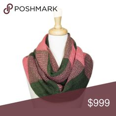 Coming soon! Infinity scarf Coming soon!! Estimated date of posting: 10/16  Please like this listing to be notified when they are available.   🚫CURRENT LIST PRICE IS NOT WHAT THESE WILL BE LISTED AT🚫 Accessories Scarves & Wraps