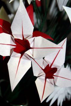 Handmade paper favours by karinainkster, via Flickr