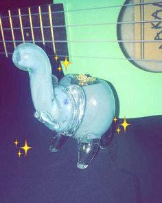 Elephant pipe from www.shopstaywild.com