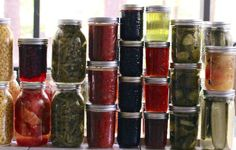 Canning 101: How to preserve your garden harvest --> http://www.hgtvgardens.com/canning/canning-101-how-to-can-your-own-food?soc=pinterest