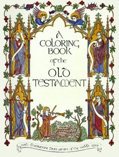 Old Testament-Coloring Book: Amazon.de: Bellerophon Books: Fremdsprachige Bücher