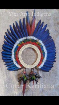 Karitiana headdress