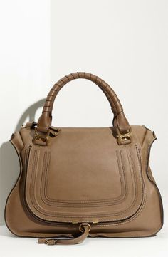 So much love for this designer Chloe handbag.