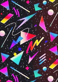 Crazy retro 80's phone wallpaper #80s #retro #iphone #wallpaper