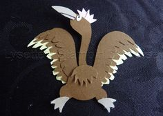 Gotta Craft Them All Challenge dag 22: Fearow https://www.facebook.com/Lysettes.stampin.universe/