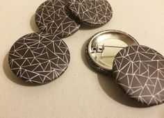 Button – Pattern by SMUCK.
