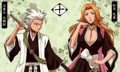 Squad 10: Toshiro Hitsugaya and Rangiku Matsumoto