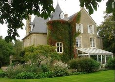 Norman chateau