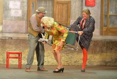 I #Legnanesi al #TeatroVerdi Firenze