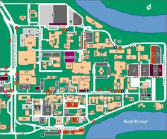 Campus Map Wentworth Institute of Technology Our Campus Pinterest Cam
