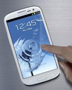 Le partage d'écran bientôt sur le Galaxy S3
