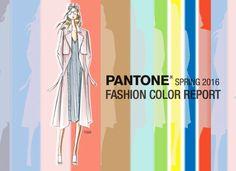 Depuis quelques années maintenant,Pantone affiche à l'approche de chaque nouvelle saison sa palette des couleurs tendance et celle du printemps été 2016 n'échappera pas à cette règle.Flamboyante sérénité L'éditeur du plus populaire nuancier a cette fois-ci choisi parmi les i