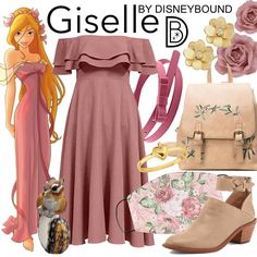 Cute Disney Outfits, Disney Bound Outfits, Cute Girl Outfits, Girly Outfits, Summer Outfits, Disney Dresses, Disney Inspired Fashion, Disney Fashion, Disney Artwork