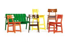 Sergio Rodrigues Furniture