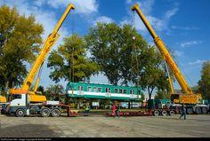 RailPictures.Net Photo: 975 Budapest Transport Limited (BKV.Zrt) M.X/A at Budapest, Hungary by Balázs Bálint
