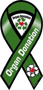 April is Organ Donation Awareness Month.  You never know who you can save or when you might need one.  In honor of my son Graham <3