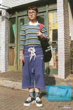 Awatsu Mai, 19yr old, freeter