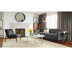 "Room & Board - André 101"" Sofa"