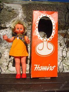 Stará panenka mluvící, funkční - Hamiro pův.obal ! (6191446770) - Aukro - největší obchodní portál